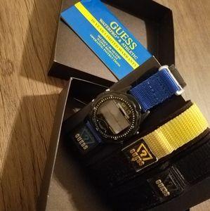Vintage Guess Watch set